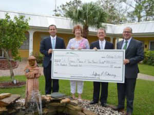 Indian River Community Foundation Gives $100,000 to Help Area Seniors