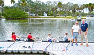 Philanthropy Field Trip: Vero Beach Rowing