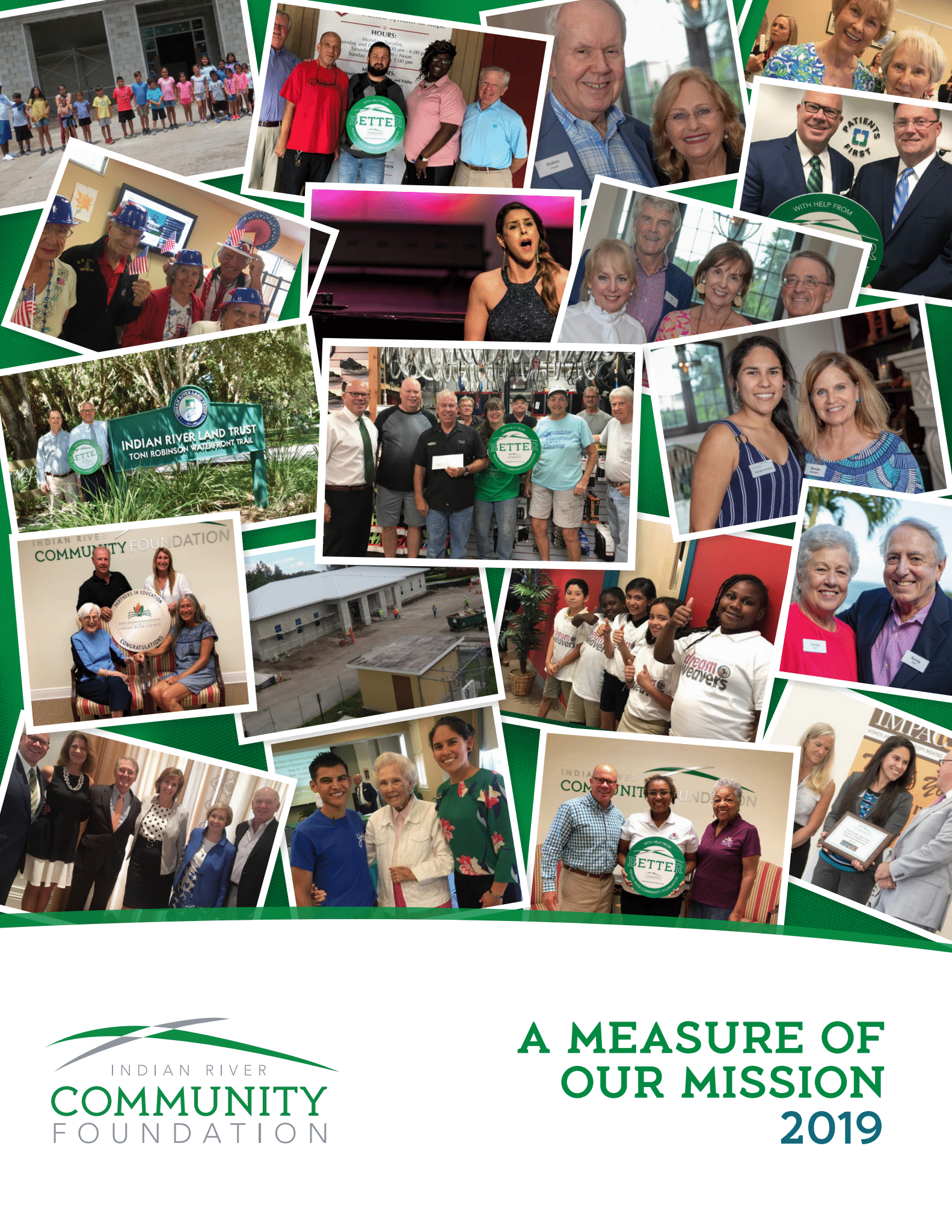 IRCF Annual Report 2019 Cover